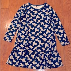 Tea collection butterfly dress 8